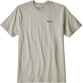 Patagonia Splitter Shaka - T-shirt manches courtes Homme - gris
